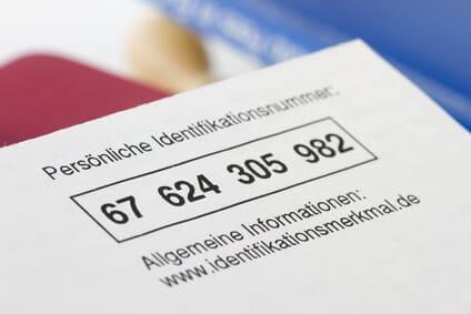 Steueridentifikationsnummer Wissenswertes